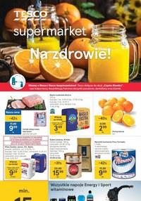 Gazetka promocyjna Tesco Supermarket - Jeszcze więcej okazji w Tesco Supermarket - ważna do 17-03-2021