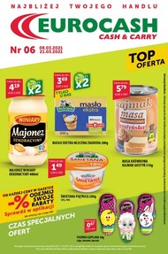 Eurocash Cash & Carry - nowa top oferta