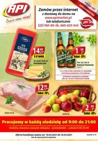 Gazetka promocyjna Api Market - Hit cenowy Api Market