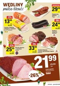 Gazetka promocyjna Intermarche Super - Wielkanoc i niskie ceny w Intermarche