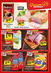Gazetka promocyjna Gram Market - Super ceny w Gram Market!