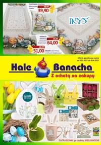 Gazetka promocyjna Hala Banacha - Oferta przemysłowa Hale Banacha - ważna do 08-04-2021