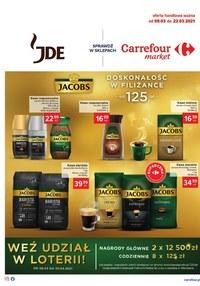 Gazetka promocyjna Carrefour Market - Kawa w Carrefour Market - ważna do 22-03-2021