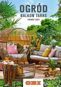 Gazetka promocyjna OBI - Trendy ogród, balkon, taras w OBI 2021 - ważna do 29-03-2021