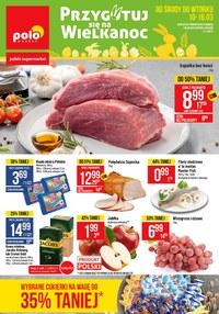 Gazetka promocyjna POLOmarket - Przygotuj Wielkanoc z Polomarket! - ważna do 16-03-2021