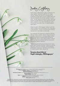 Gazetka promocyjna POLOmarket - Magazyn wiosna Polomarket!