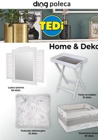 Gazetka promocyjna TEDi - Nowa oferta od TEDi! - ważna do 31-03-2021