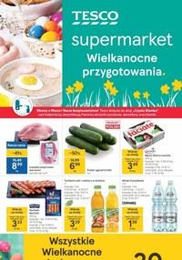 Gazetka promocyjna Tesco Supermarket - Jeszcze więcej okazji w Tesco Supermarket - ważna do 24-03-2021