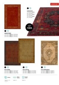 Gazetka promocyjna Komfort - Komfort - Katalog dywanów 2021