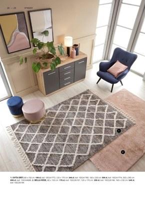 Komfort - Katalog dywanów 2021