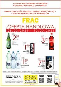 Gazetka promocyjna FRAC - Oferta promocyjna w FRAC - ważna do 13-03-2021