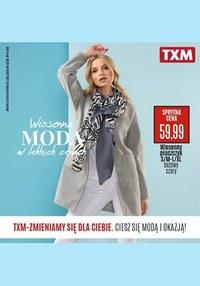 Gazetka promocyjna Textil Market - Wiosenna moda w lekkich cenach Textil Market! - ważna do 16-03-2021