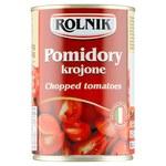 Pomidory krojone Rolnik