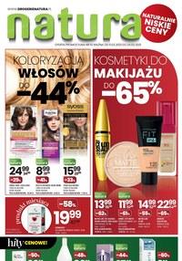 Gazetka promocyjna Drogerie Natura - Drogerie Natura - kosmetyki do -65%  - ważna do 24-03-2021