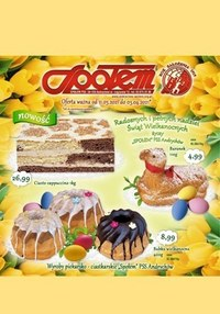 Gazetka promocyjna PSS Andrychów - Oferta na Wielkanoc w PSS Andrychów - ważna do 03-04-2021