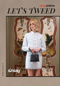 Gazetka promocyjna Sinsay - Sinsay - Let's Tweed! - ważna do 11-04-2021