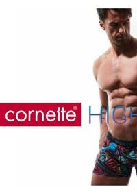 Gazetka promocyjna Cornette - Katalog wiosna - Cornette