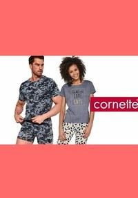 Gazetka promocyjna Cornette - Katalog wiosna - Cornette - ważna do 31-05-2021