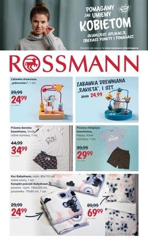 Mega okazje w Rossmannie!