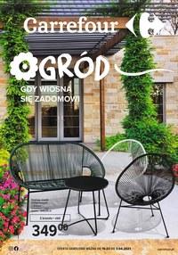 Gazetka promocyjna Carrefour - Ogród Carrefour     - ważna do 03-04-2021