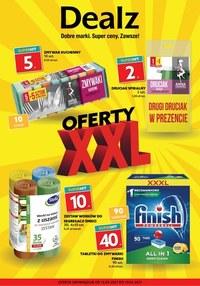 Gazetka promocyjna Dealz - Oferty XXL - Dealz - ważna do 19-03-2021