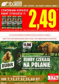 Gazetka promocyjna PSS Społem Gniezno - Wielosztuki w PSS Społem Gniezno - ważna do 17-03-2021
