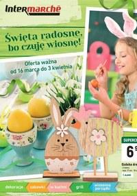 Gazetka promocyjna Intermarche Super - Katalog Wielkanocny - Intermarche - ważna do 02-04-2021