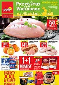 Gazetka promocyjna POLOmarket - Przygotuj Wielkanoc z Polomarket!  - ważna do 23-03-2021