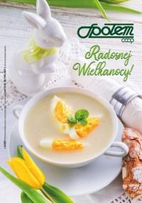 Gazetka promocyjna PSS Społem Szczecin - Katalog Wielkanocny Społem Szczecin - ważna do 07-04-2021