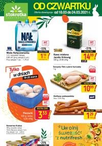 Gazetka promocyjna Stokrotka Supermarket - Uwolnij świeżość ze Stokrotką - ważna do 24-03-2021