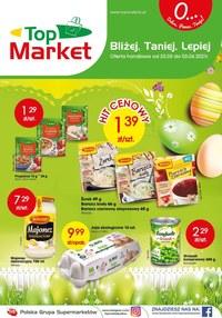 Gazetka promocyjna Top Market - Hity cenowe w Top Market - ważna do 03-04-2021