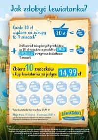 Gazetka promocyjna Lewiatan - Lewiatanki w Lewiatanie!