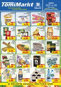 Gazetka promocyjna TomiMarkt - Oferta promocyjna w TomiMarkt - ważna do 01-04-2021