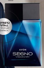 Woda perfumowana męska Avon