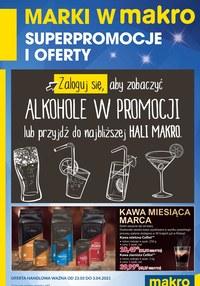 Gazetka promocyjna Makro Cash&Carry - Markowe produkty w MAkro - ważna do 03-04-2021