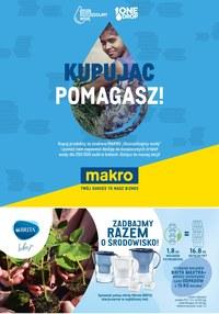 Gazetka promocyjna Makro Cash&Carry - Pomagaj razem z Makro! - ważna do 03-04-2021
