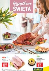 Gazetka promocyjna Makro Cash&Carry - Oferta specjalna Makro!  - ważna do 03-04-2021