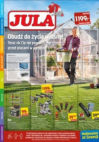 Gazetka promocyjna Jula - Obudź wiosnę z Jula - ważna do 07-04-2021