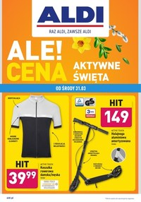 Gazetka promocyjna Aldi - Oferta przemysłowa Aldi!  - ważna do 04-04-2021