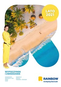 Lato 2021 - katalog Rainbow Tours