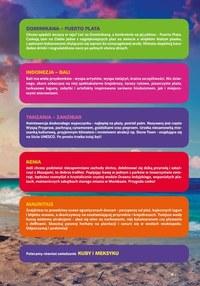 Gazetka promocyjna Rainbow Tours - Lato 2021 - katalog Rainbow Tours