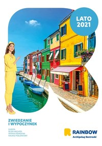 Lato 2021 Rainbow Tours