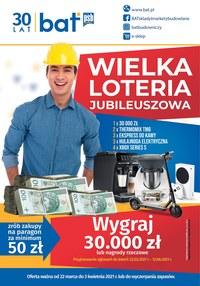 Gazetka promocyjna PSB BAT - Wielka loteria w PSB BAT - ważna do 12-06-2021
