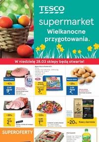 Gazetka promocyjna Tesco Supermarket - Jeszcze więcej okazji w Tesco  - ważna do 03-04-2021