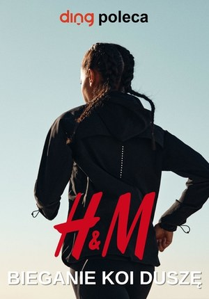 Gazetka promocyjna H&M - Biegaj z H&M