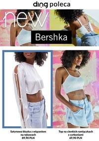 Gazetka promocyjna Bershka - Nowości w Bershka - ważna do 25-04-2021