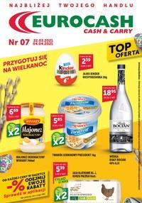 Gazetka promocyjna Eurocash Cash&Carry - Eurocash Cash & Carry - nowa oferta - ważna do 04-04-2021
