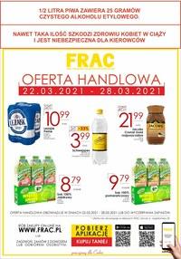 Gazetka promocyjna FRAC - Promocja w sklepach Frac - ważna do 28-03-2021