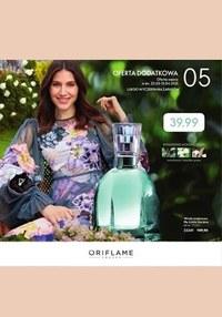 Gazetka promocyjna Oriflame - Wiosenna wyprzedaż w Oriflame! - ważna do 12-04-2021