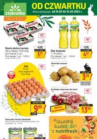 Gazetka promocyjna Stokrotka Market - Od czwartku w Stokrotce! - ważna do 30-03-2021
